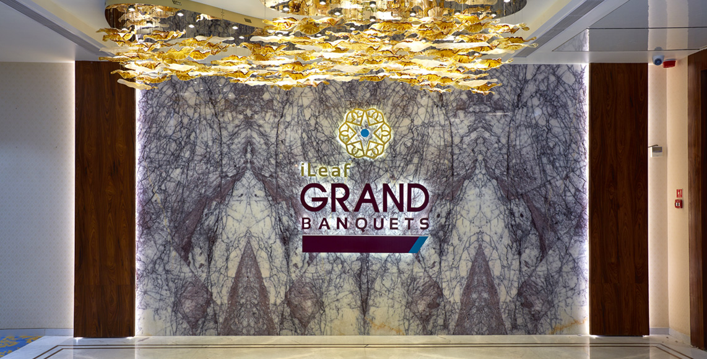 iLeaf Grand Reception